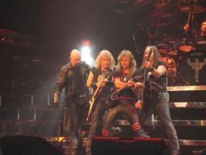 Judas Priest auf der Retribution-Tour