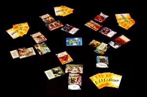 Smash Up - Typische Spielszene