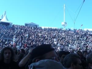 Publikum auf dem RHF 2012 - Fotograf Ralf Siedek