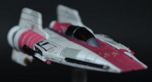 A-Wing von vorne links