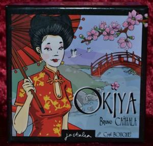 Es bleibt klein, es bleibt fein: Okiya - Die Box