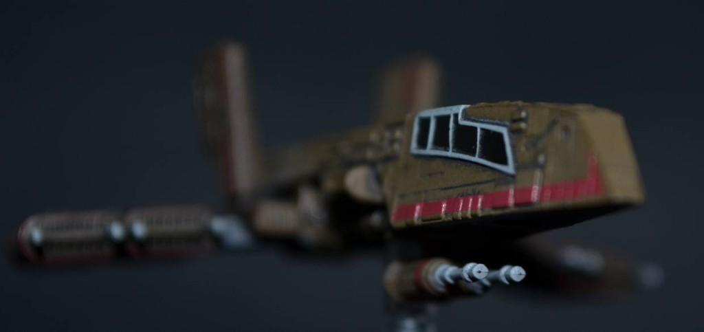 HWK-290 frontal