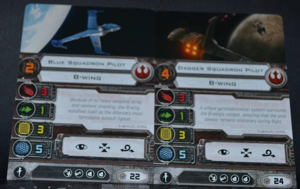 B-Wing generische Piloten