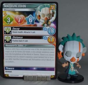 Maskun John