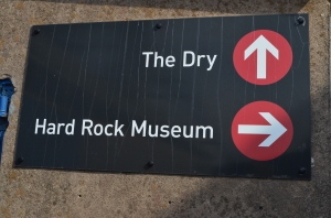 Ein Hard Rock Museum...Juhuuu!
