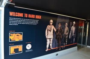 Na toll, Bergleute statt Alice Cooper...Aber dennoch taugt das Museum was, wenn man was über die Bergbaugeschichte Cornwalls erfahreung möchte