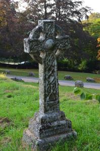Grabsteine können auch einfach nur schön sein...