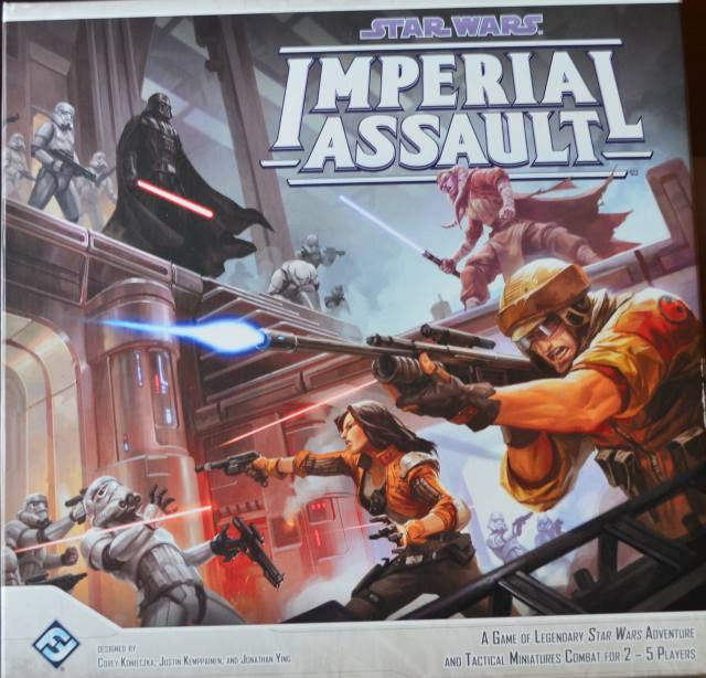Imperial Assault Cover