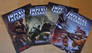Imperial Assault Regeln