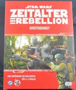 Star Wars: Zeitalter der Rebellion Einsteigerbox - Die Box