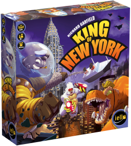 King Of New York - Die Box