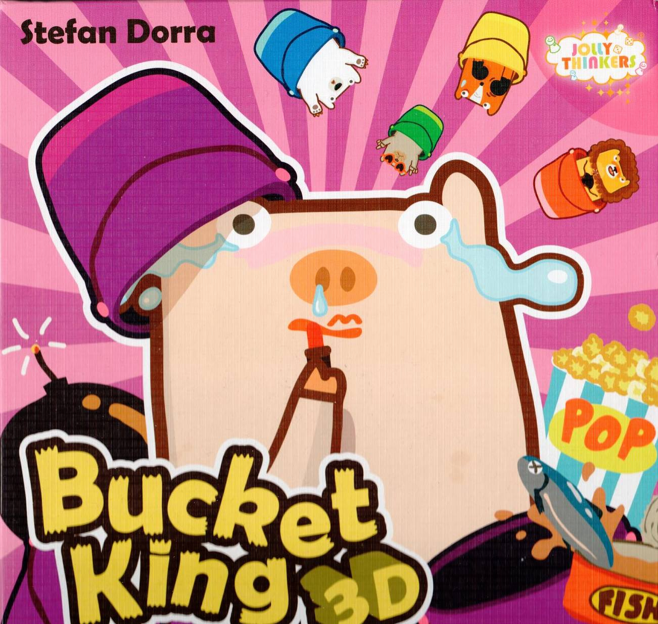 Bucket King 3D - Das Cover