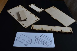 Token Box L Bauteile