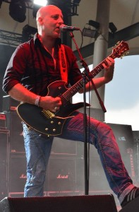 Iron Saviour Rock Hard Festival 2014