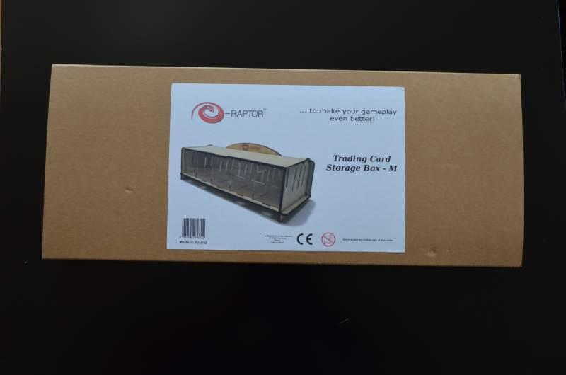 8b83994e042 Trading Card Storage Box - M - Eine Rezi - Tequilas Welt