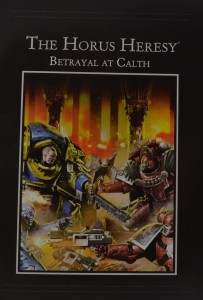 Betrayal At Calth - Regelbuch