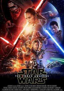 Star Wars VII Plakat