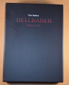 Hellraiser Box closed
