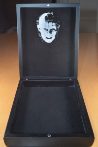 Hellraiser Box offen