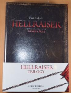 Hellraiser Mediabook