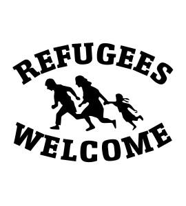 Gegen Terror! Refugees Welcome