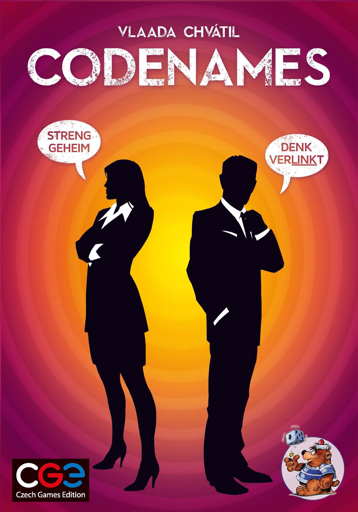 Codenames - Das deutsche Cover
