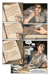 Manifest Destiny - Das Tagebuch