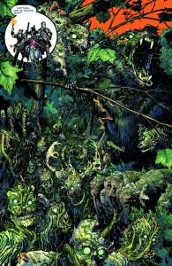 Maifest Destiny - Die Fauna des Waldes