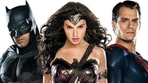 Batman v Superman - Trio Infernale