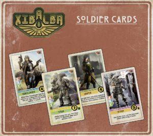 Xibalba Soldaten