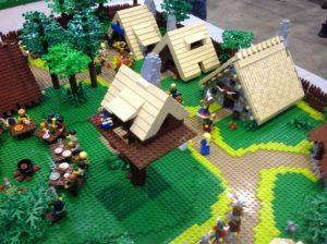 Ein gallisches Dorf