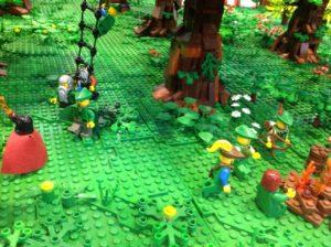 Robin Hood und seine Spiesgesellen