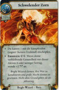 Warhammer Quest - eine Erholungskarte