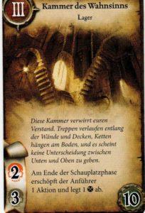 Warhammer Quest - Einer der Schauplätze