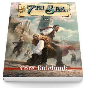 The 7th Sea Covermockup
