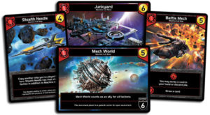 Star Realms - Einige Karten