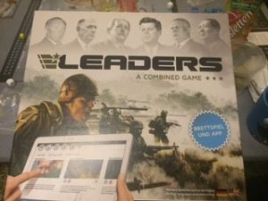 Leaders - A combined Game