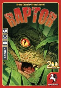 Raptor - Fachhandelsausgabe Pegasus
