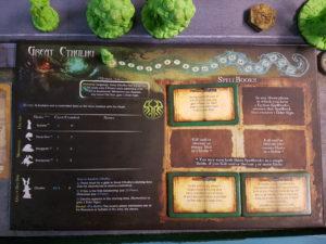 Cthulhu Wars: Das Spellbook von Cthulhu