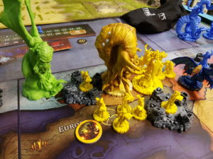 Cthulhu Wars: Gathering of the Old Ones