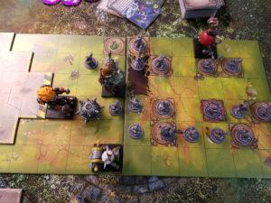 Mechs vs Minions - Der Blick von oben