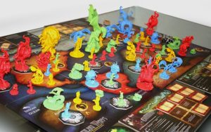 Cthulhu Wars - Spielsituation