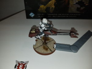 Star Wars: Legion Speederbike