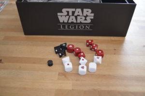 Star Wars - Legion Die Würfel