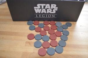 Star Wars - Legion Bases - Fußtruppen