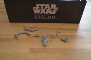 Star Wars - Legion Der Chickenwalker