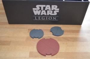 Star Wars - Legion Bases - Fahreuge