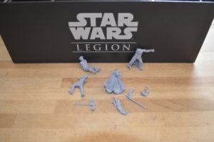 Star Wars - Legion Vater und Sohn