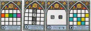 Sagrada - Die Auftragskarten