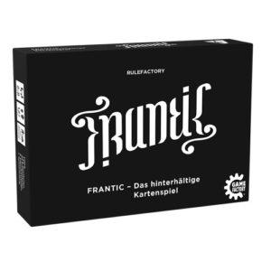 Boxartwork von Frantic